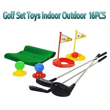 sowofa Popular Sport Play Toys Accesorios de Golf para niños ...