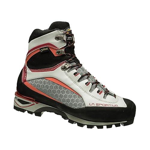 La Sportiva Trango Tower Woman GTX Light Grey/Berry, Botas de Senderismo para Mujer: Amazon.es: Zapatos y complementos