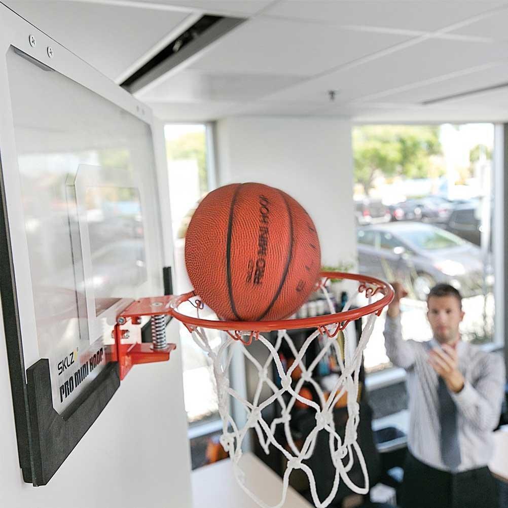 SKLZ pro mini aro de baloncesto cubierta ELITE