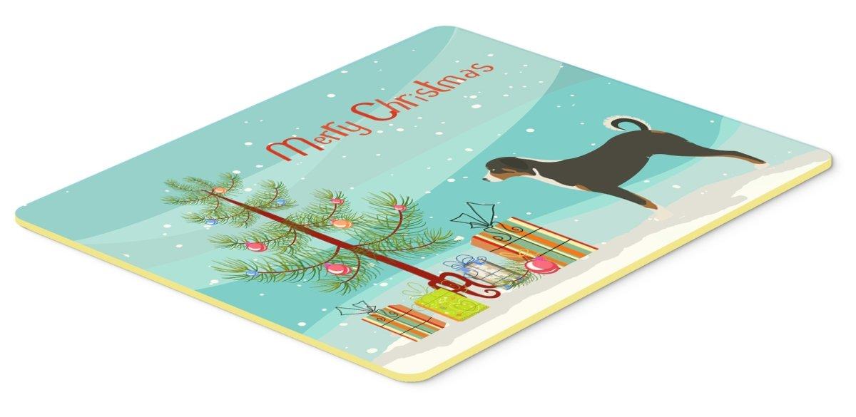 Caroline 's Treasures bb8450jcmt Appenzeller Sennenhundクリスマスキッチンマット、24hx36 W、マルチカラー   B074FQG4D7