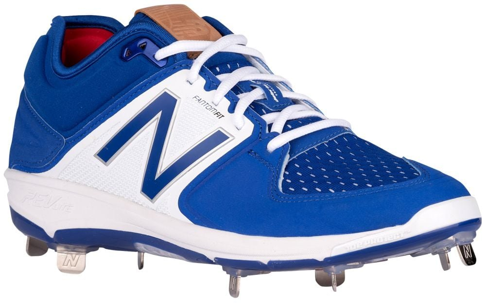 [ニューバランス] New Balance 3000V3 Metal Low メンズ ベースボール [並行輸入品] B071S8ZGMB US14.0|Royal/White Royal/White US14.0