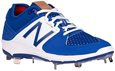 6cd2c2ce575 Image Unavailable. Image not available for. Color  New Balance LowCut  3000v3 Mens Cushioning Metal Baseball ...