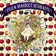 2012 Flea Market Sundays Wall calendar