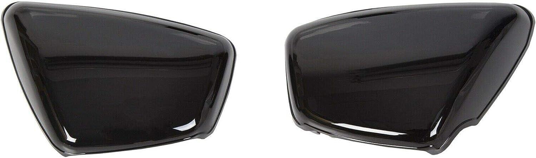 Panel Cover Black Left Right Side For Yamaha 1984-up XV 700 750 1000 1100 Virago
