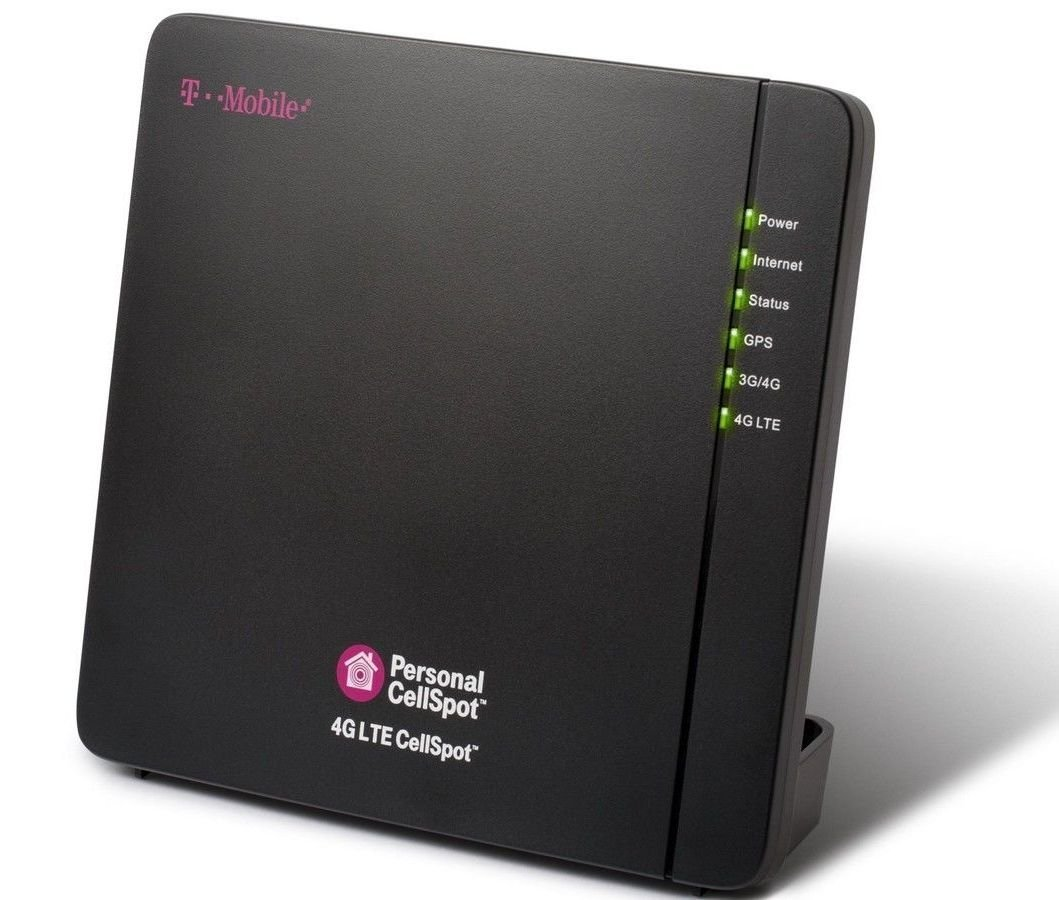 T-Mobile Wireless Router Personal Cellspot WiFi Model 9961 Home Cell V1(Certified Refurbished) by T-Mobile (Image #1)