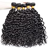 Cheap VIPbeauty Malaysian Remy Hair Extension Weft 100% Unprocessed Malaysian Water Wave Virgin Human Hair Extension Weave Weft (14 16 18)