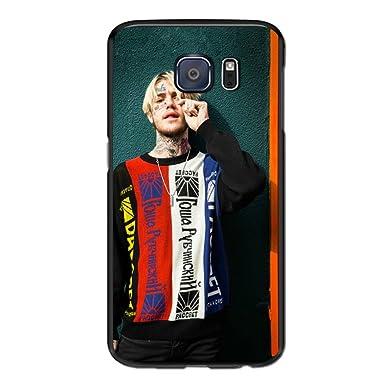 Lil Peep - Carcasa Personalizada para Samsung Galaxy S7 Edge ...