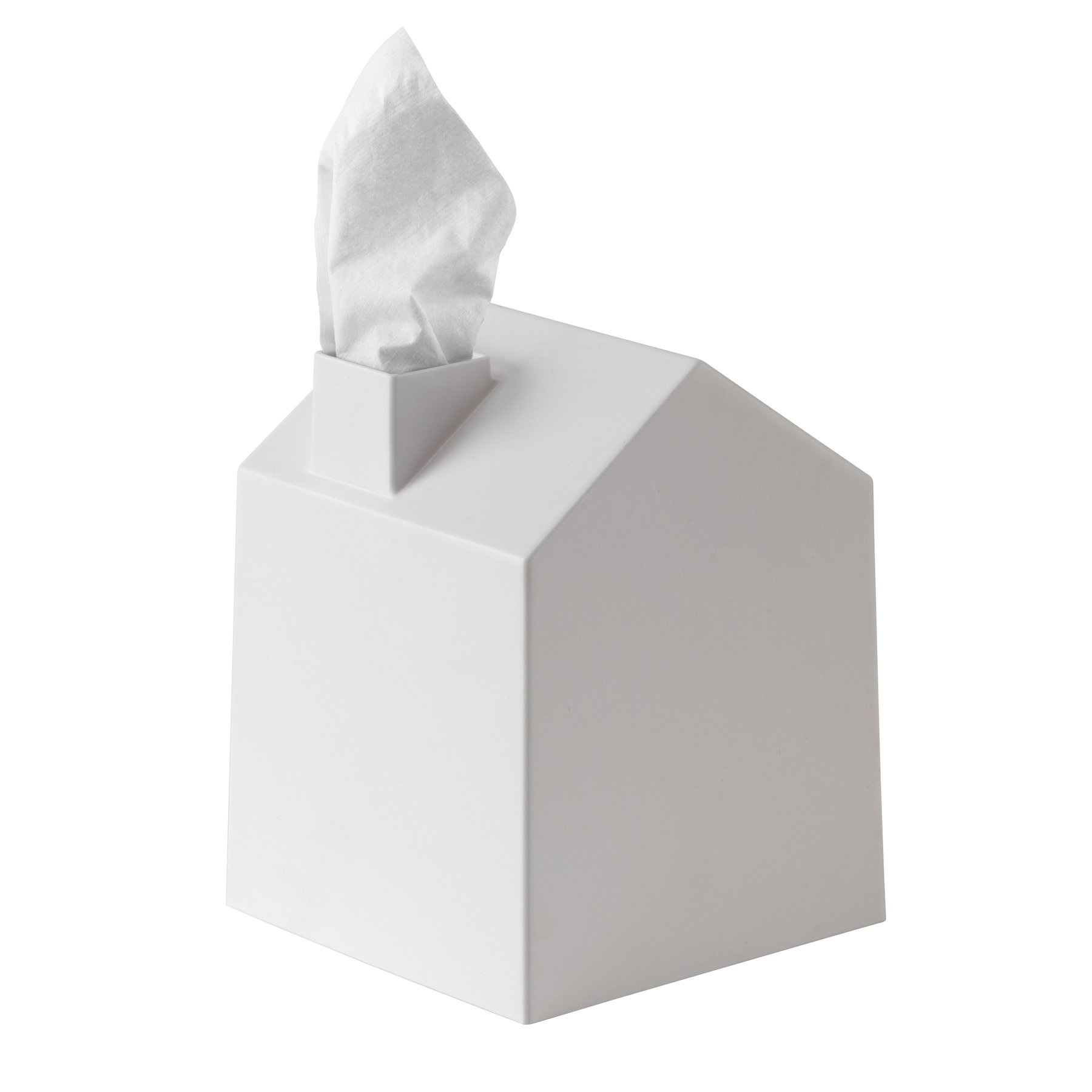 Umbra Casa Tissue Box Cover, White by Umbra