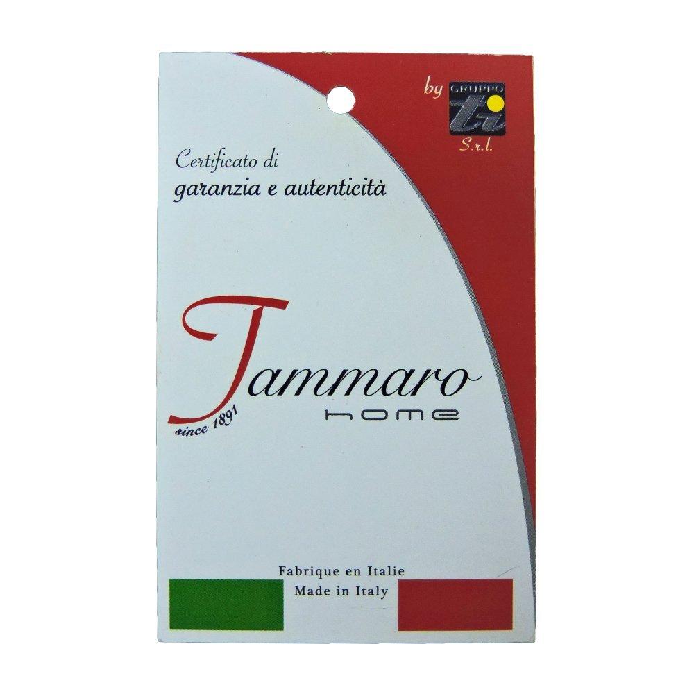 Tammaro Home Fazzoletto Gold Ciotola Centrotavola in Vetro di Murano