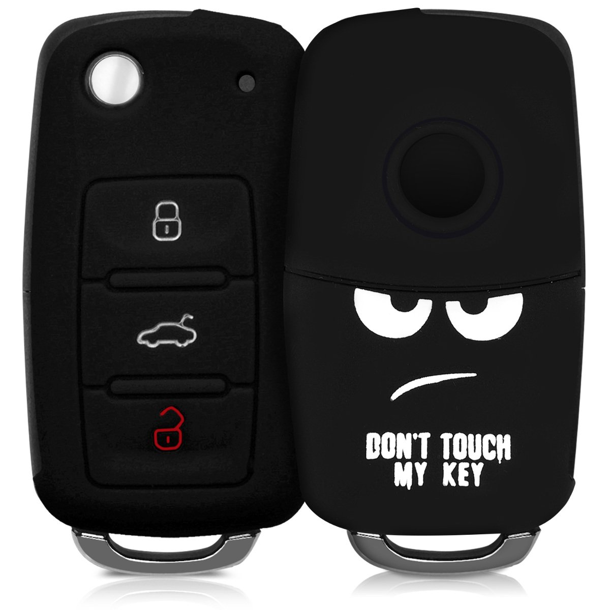 .Dont Touch My Key white / black