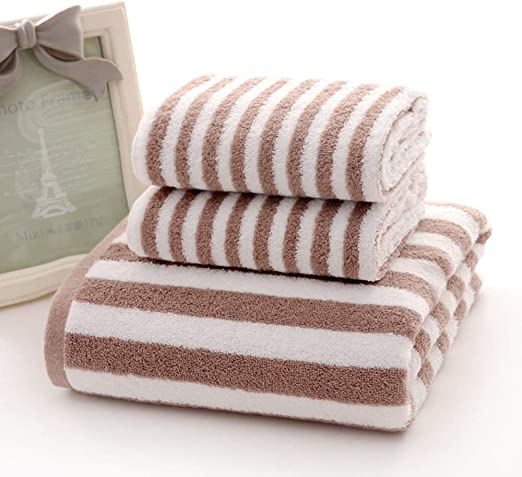 Toallas de baño, Juego de toallas de algodón egipcio, Juego de ...