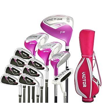 Victor de la mujer pgm golf club paquete completo, estándar ...