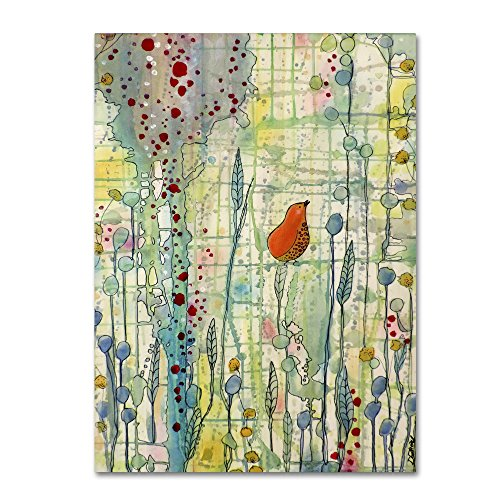 Alpha by Sylvie Demers Wall Hanging, 24