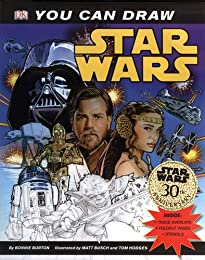 """You Can Draw """"Star Wars"""" (Dk Lucas)"""
