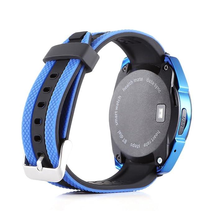 Amazon.com: Microwear L3 Smart Watch MTK2502 Heart Rate ...