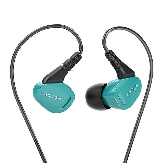 47 opinioni per AILIHEN X2 Cuffie Telefono con Micro in Ear Orecchio di  Isolamento Filo Stereo d881774002e2