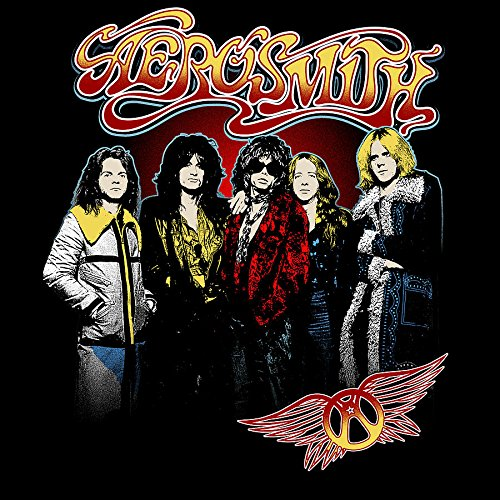 - Aerosmith Album Cover Art Rock Band Art on Mouse Pad Mousepad Classic Vintage Old Music Computer Desktop Supplies