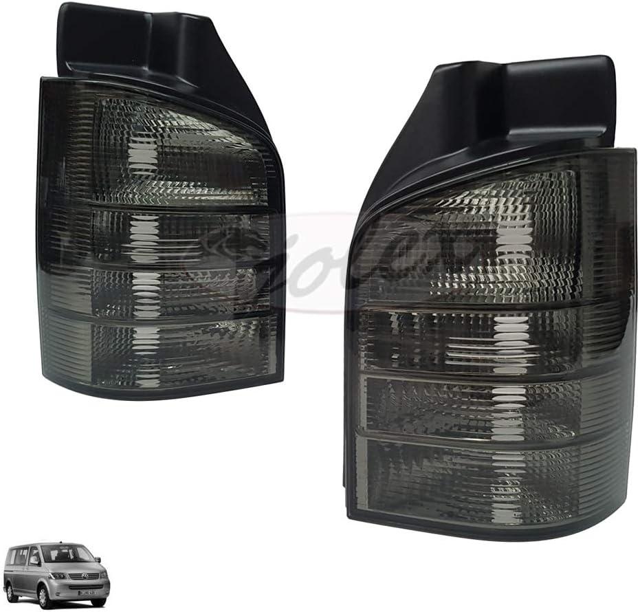 in.pro 2272695 High Definition Rear Lamps Black