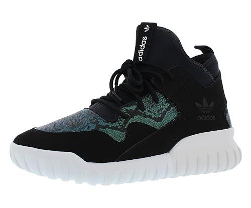 1ece190a602 Amazon.com | adidas Tubular X Gradeschool Kid's Shoes Size 5 White |  Sneakers