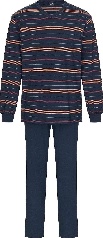 Ammann Herren-Schlafanzug Single-Jersey Single-Jersey Single-Jersey B07G9TQX5G Schlafanzüge Explosive gute Güter 077a08
