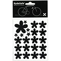 RydeSafe Reflective Decals - Flowers Kit
