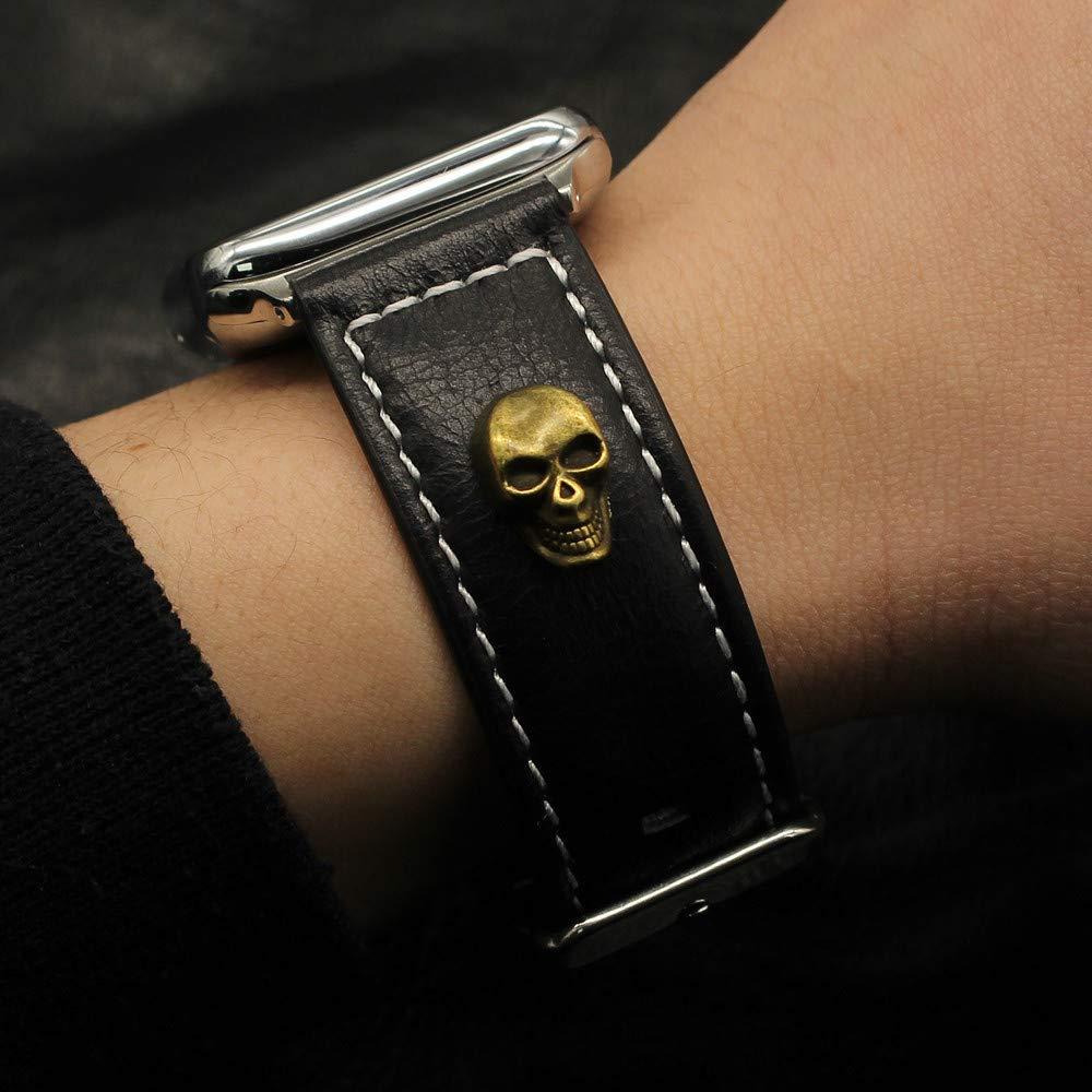 Rcool Relojes suizos relojes de lujo Relojes de pulsera Relojes para mujer Relojes para hombre Relojes deportivos,Hebilla de cuero correa para banda de ...