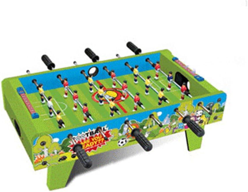 WAWDZG Máquina De Mesa Juguetes Futbolín Tabla 6 Interacción ...