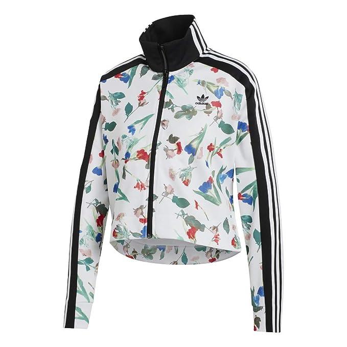 adidas Originals Women's Super Star Track Jacket at Amazon