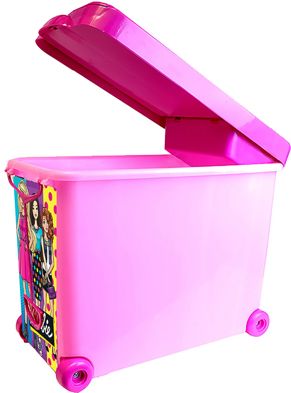 Barbie /'Store It All!/' Carrying Case by Tara Toys