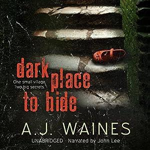 Dark Place to Hide Audiobook