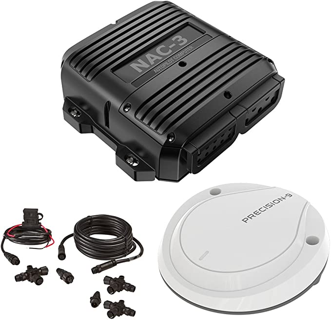 Simrad NAC-3 VRF Core Pack - NAC-3, Precision-9 & N2k Starter Kit: Amazon.es: Deportes y aire libre