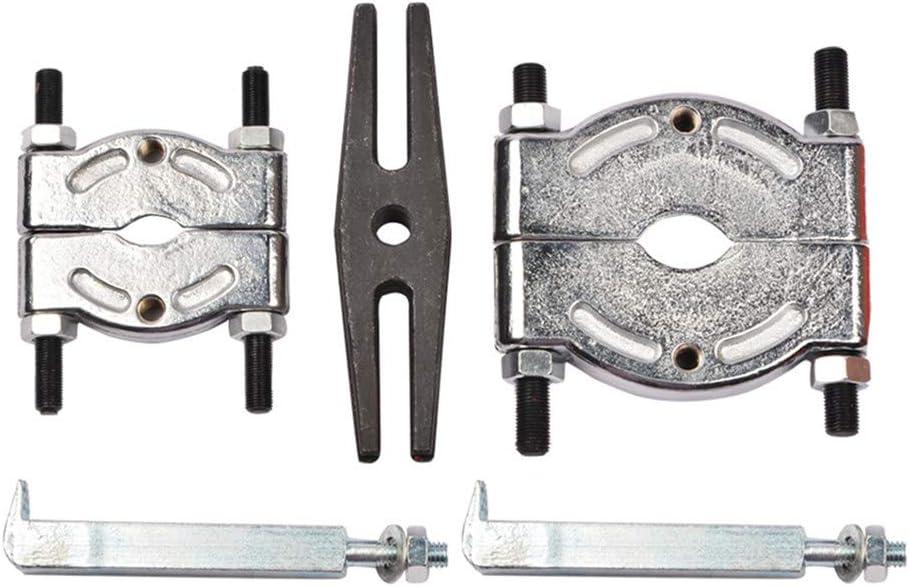 Wheel Hub Axle Puller Bearing Splitter Pinion Bearing Removal Tool Kit Prokomon Bearing Puller Set 5-Ton-Capacity Bearing Separator