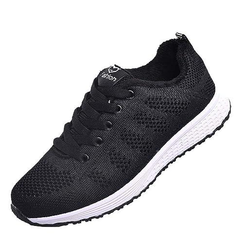 Zapatillas De Deporte Moda para Mujer Zapatillas Deportivas para Deportivas Ligeras De Gimnasia Zapatillas Deportivas De Yoga Casual: Amazon.es: Zapatos y ...