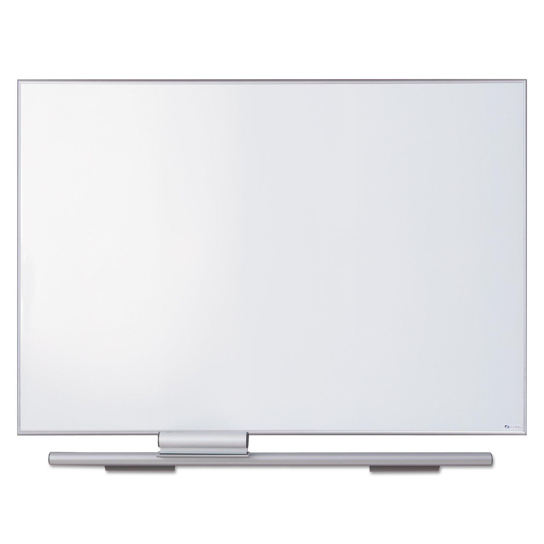 Iceberg ICE31440 Polarity Magnetic Porcelain Dry Erase Whiteboard, 34 x 48, White/Silver Frame 34 x 48