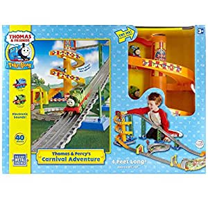 Thomas & Friends Take Along - Thomas & Percy's Carnival Adventure