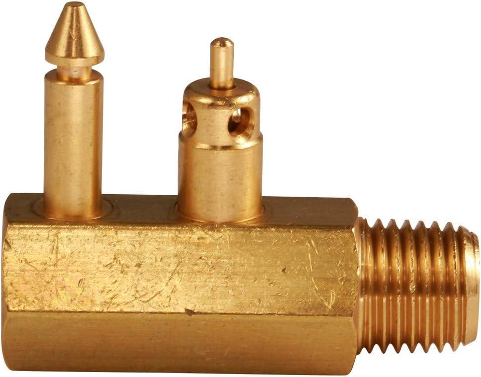"Attwood 8897-6 Yamaha Fuel Tank Fitting 1//4/"" Male NPT Threads"