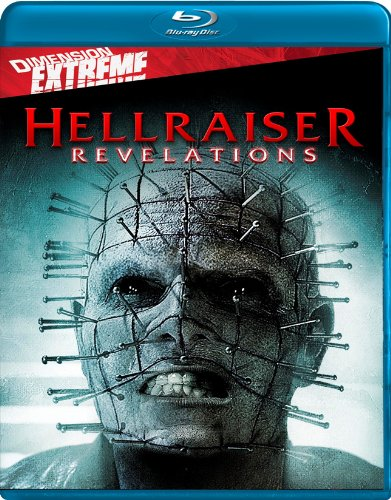 Hellraiser: Revelations - Ray Two Hellraiser Blu