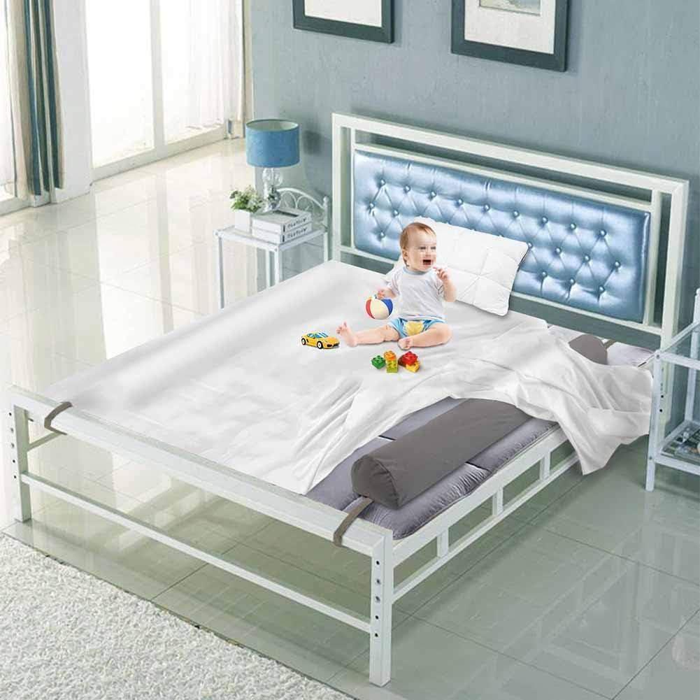 Yunt-11 Barrera de Seguridad Cama ni/ño Inflable para Cuna barandilla para Cama de beb/é barandilla Antideslizante de Seguridad para Cama Infantil Antideslizante
