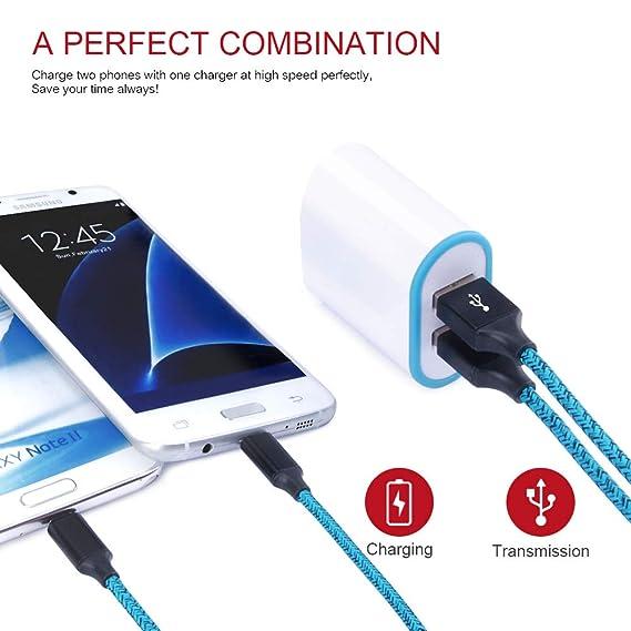 Amazon.com: Cebkit - Cable para teléfono móvil Android ...