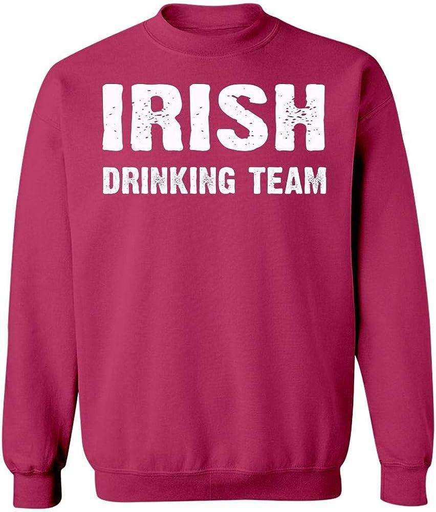 Cool Apparel Shop Irish Drinking Team St Patricks Day Sweatshirt