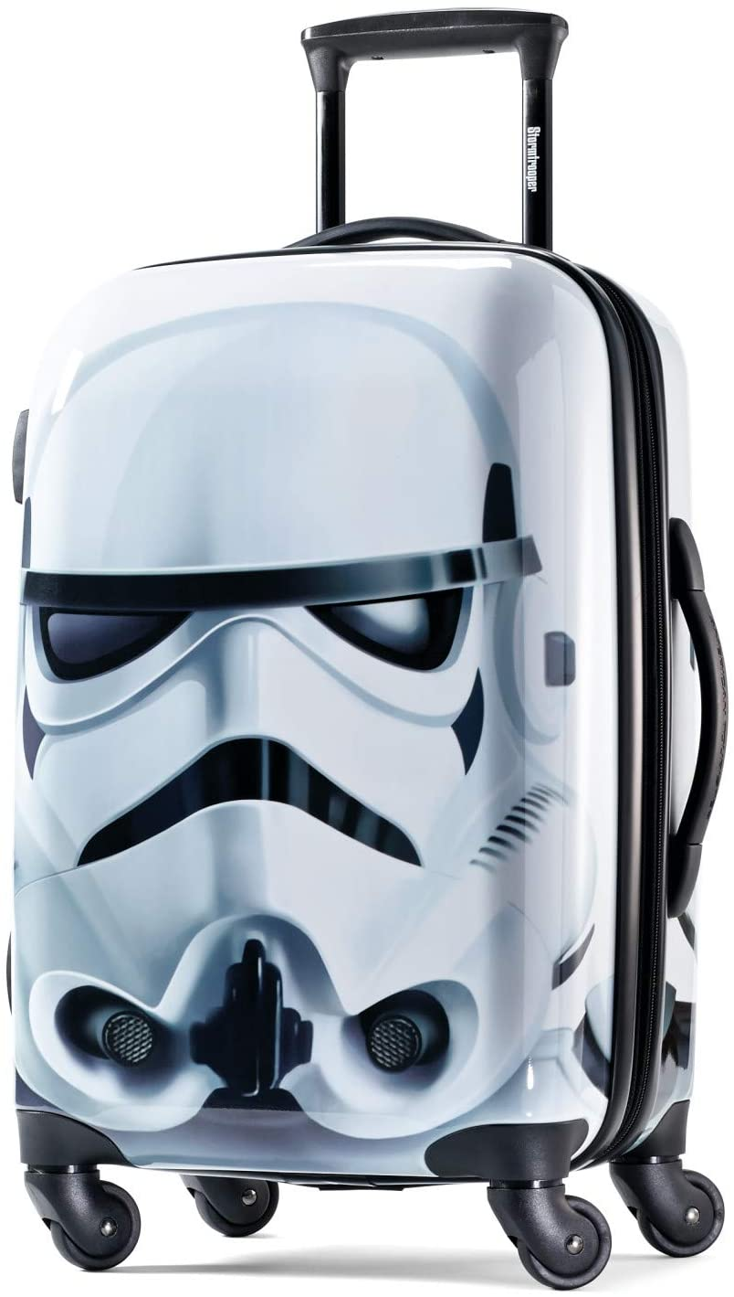 One Size Storm Trooper American Tourister Star Wars Luggage Tag