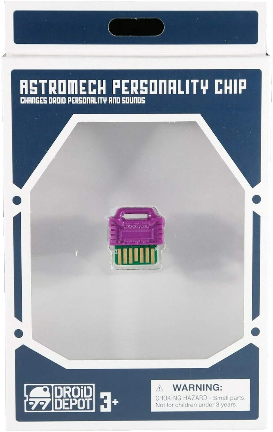 Star Wars PURPLE Astromech Personality Chip Disney Galaxy's Edge Droid Depot