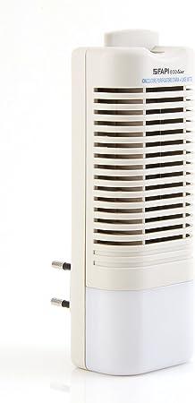 Fapi Domotica 30133 - Purificador de aire electrónico (emisión de iones), color blanco: Amazon.es: Electrónica