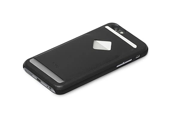new concept b9968 86338 Bellroy Leather iPhone 6 Phone Case - 3 Card Black
