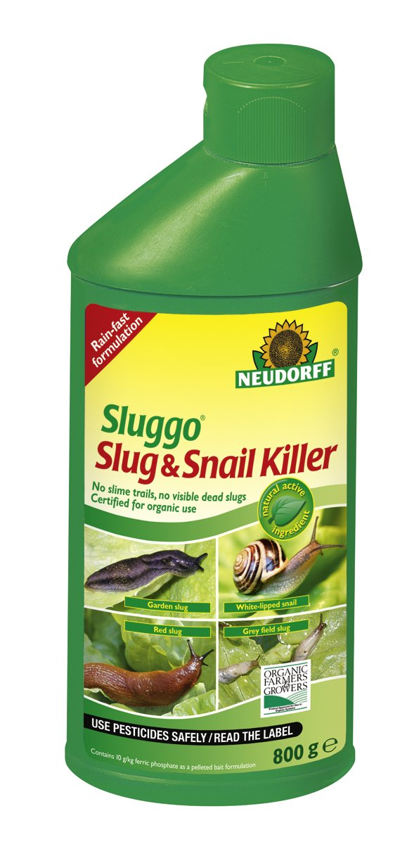 Doff Portland Ltd Neudorff Sluggo Slug and Snail Killer, 800 g 613613