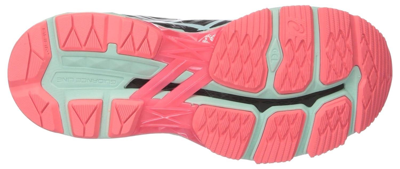 ASICS Women's GT-2000 5 Running Shoe B01N3PKP5V 7.5 D US Black/Bay/Diva Pink