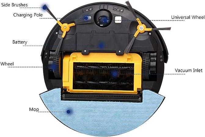 PRIXTON Spire 914 - Robot Aspirador/Robots Aspiradores Fregasuelos ...