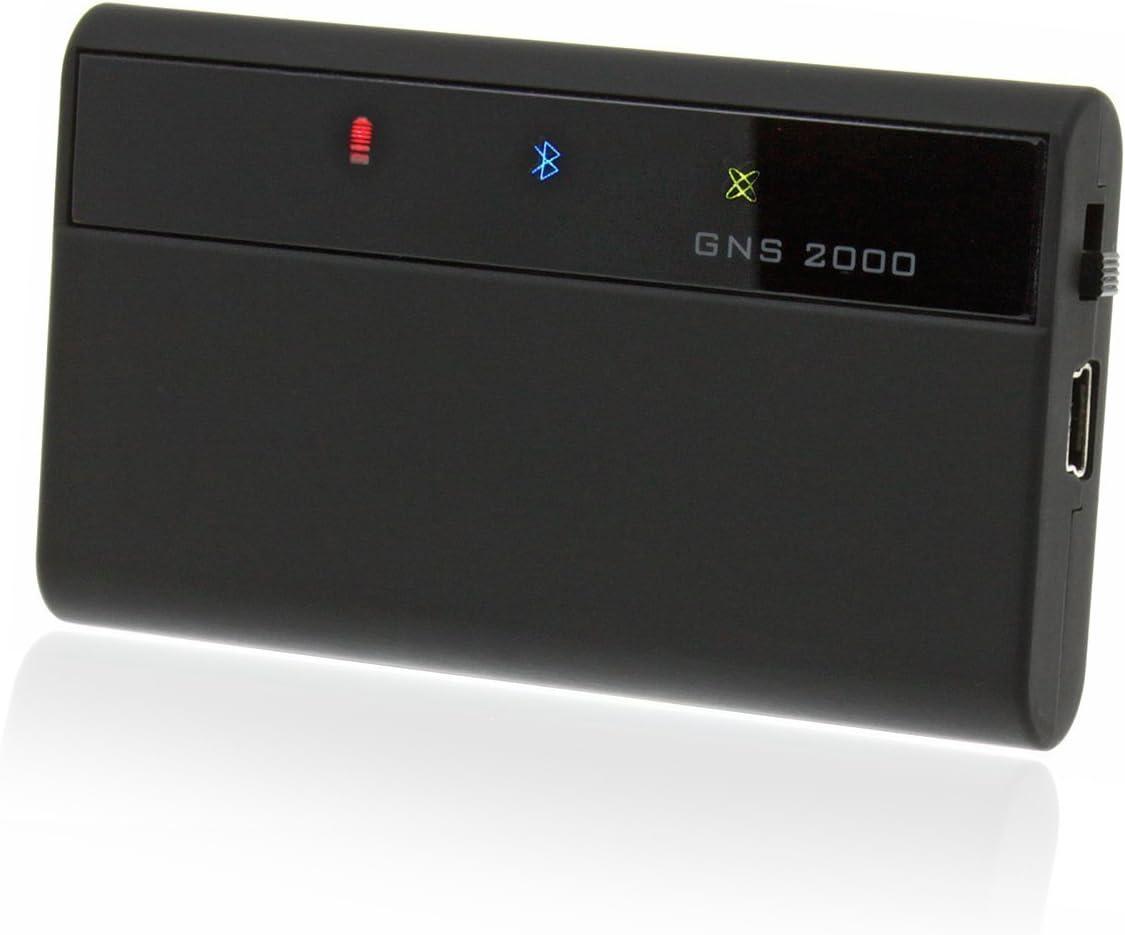 GNSS GPS/GLONASS GNS 2000 BT f.iPhone/iPad: Amazon.es: Electrónica