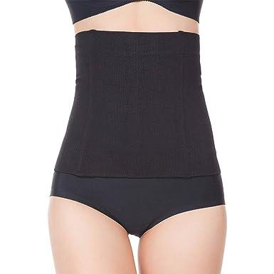 80009256b99 Shymay Women s No Closure Waist Corset Cincher Boned Tummy Control Waist  Girdle