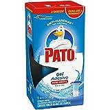 Desodorizador Sanitário Pato Gel Adesivo Refil Marine (2 discos)
